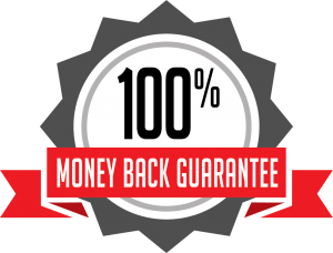 Money Back Sensor Guarantee Logo